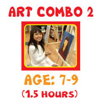 Art Lessons Program - Art Combo 2