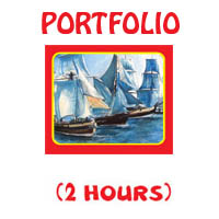 Art Lessons Program - Portfolio