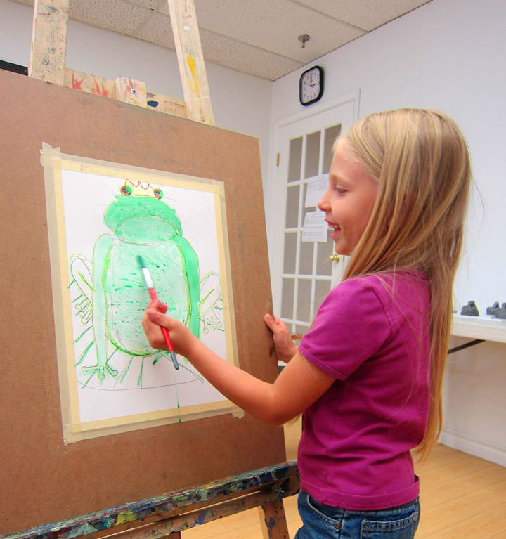 Creative Ideas To Boost Your Child S Artistic Skills During This